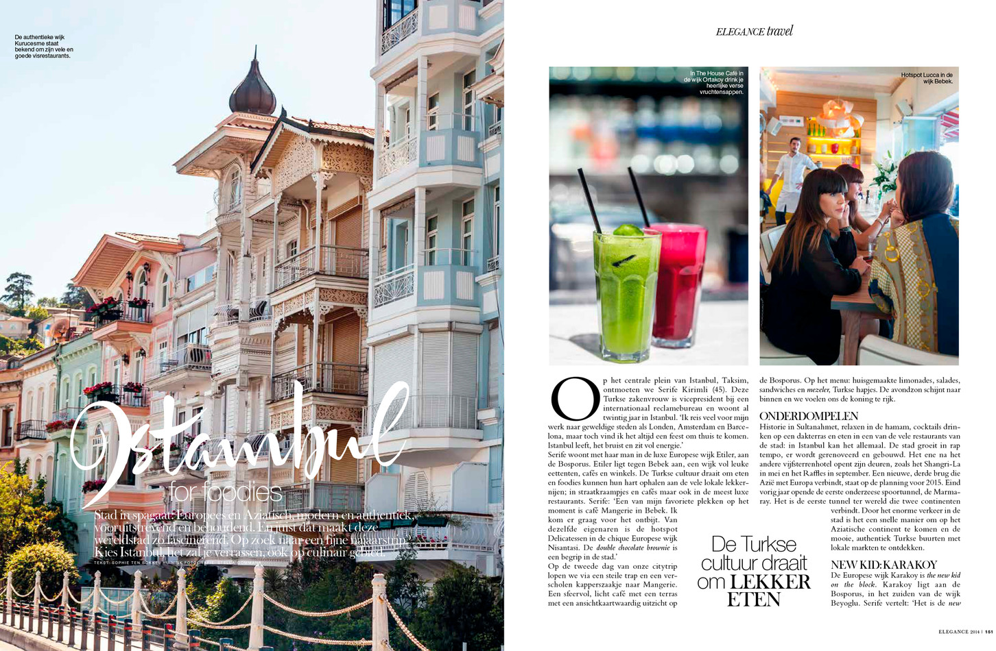 Reportage Istanbul