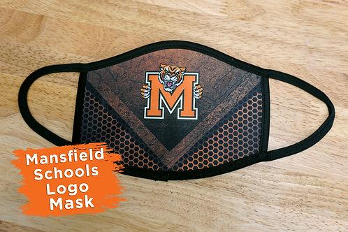 Mansfield School Logo Mask