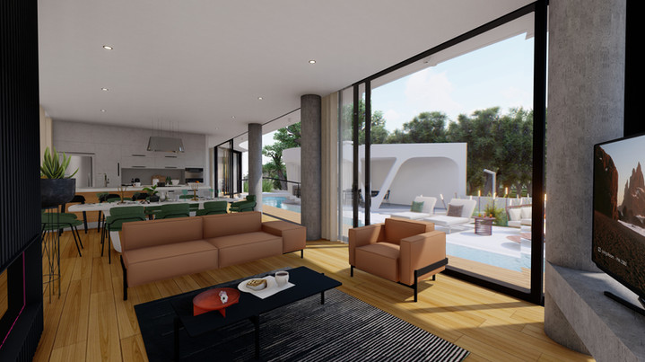 PNR HOUSE- INTERIOR