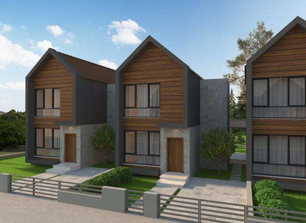 P6+P19 HOUSES