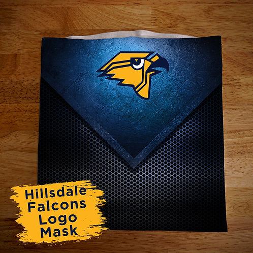 Hillsdale Face Covering Gaitor