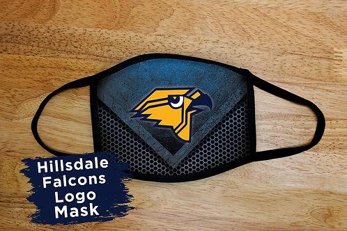 Hillsdale Falcons Logo Mask