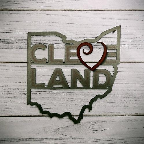 Cleveland Ohio Metal