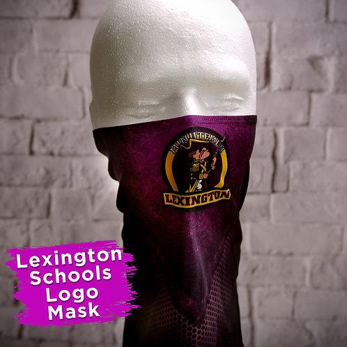 Lexington Minutemen Full Color Face Covering Gaitor