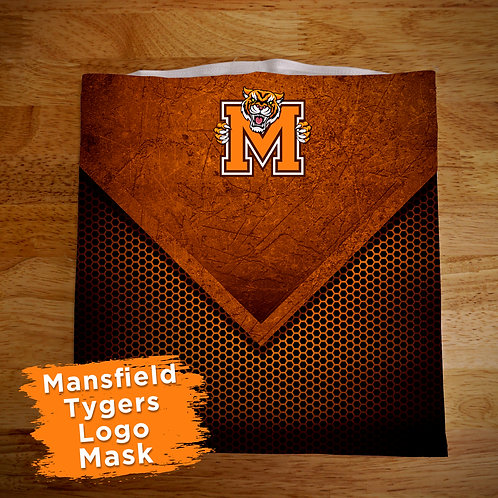 Mansfield Tygers Face Covering Gaitor