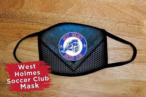 West Holmes Soccer Club Logo Mask