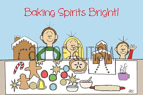 15-030 Christmas Cookies