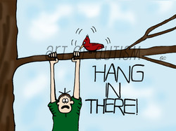 20-009 Hang in There