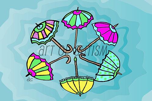 15-010 Umbrellas