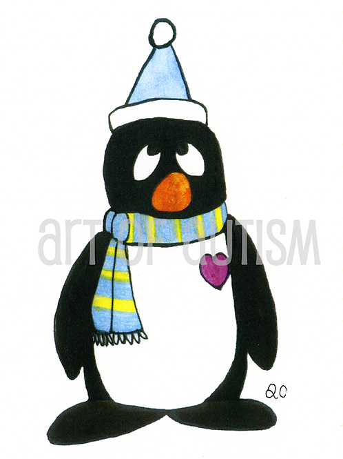 08-008 Penguin