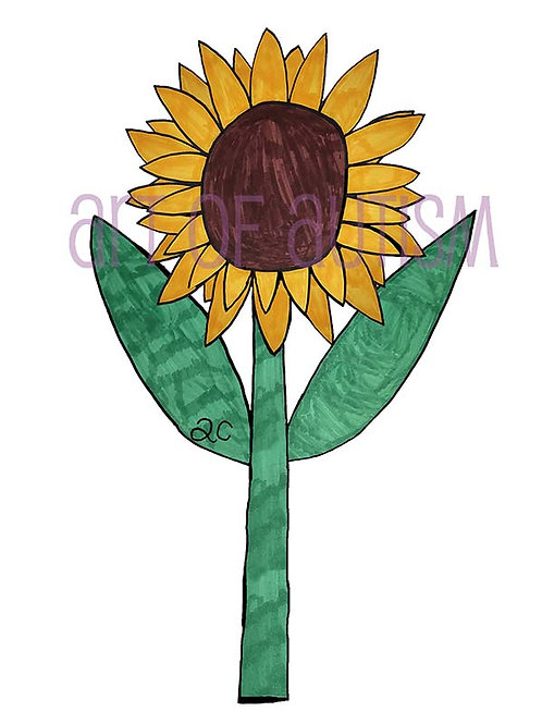 17-009 Sunflower