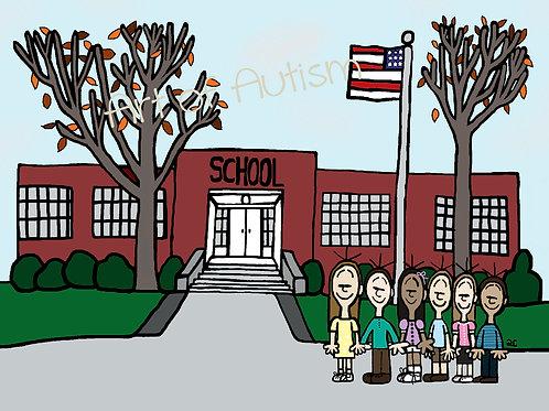 21-022  School