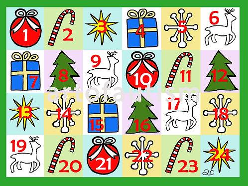 16-015 Advent Calendar