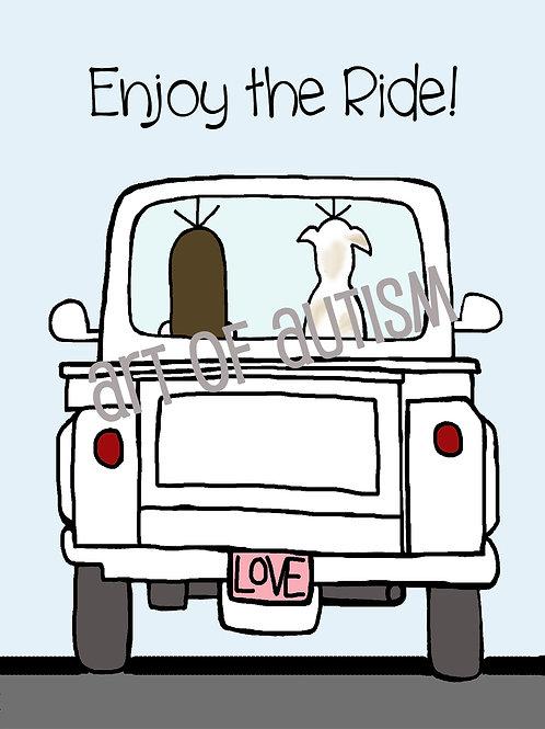21-016  Enjoy the Ride