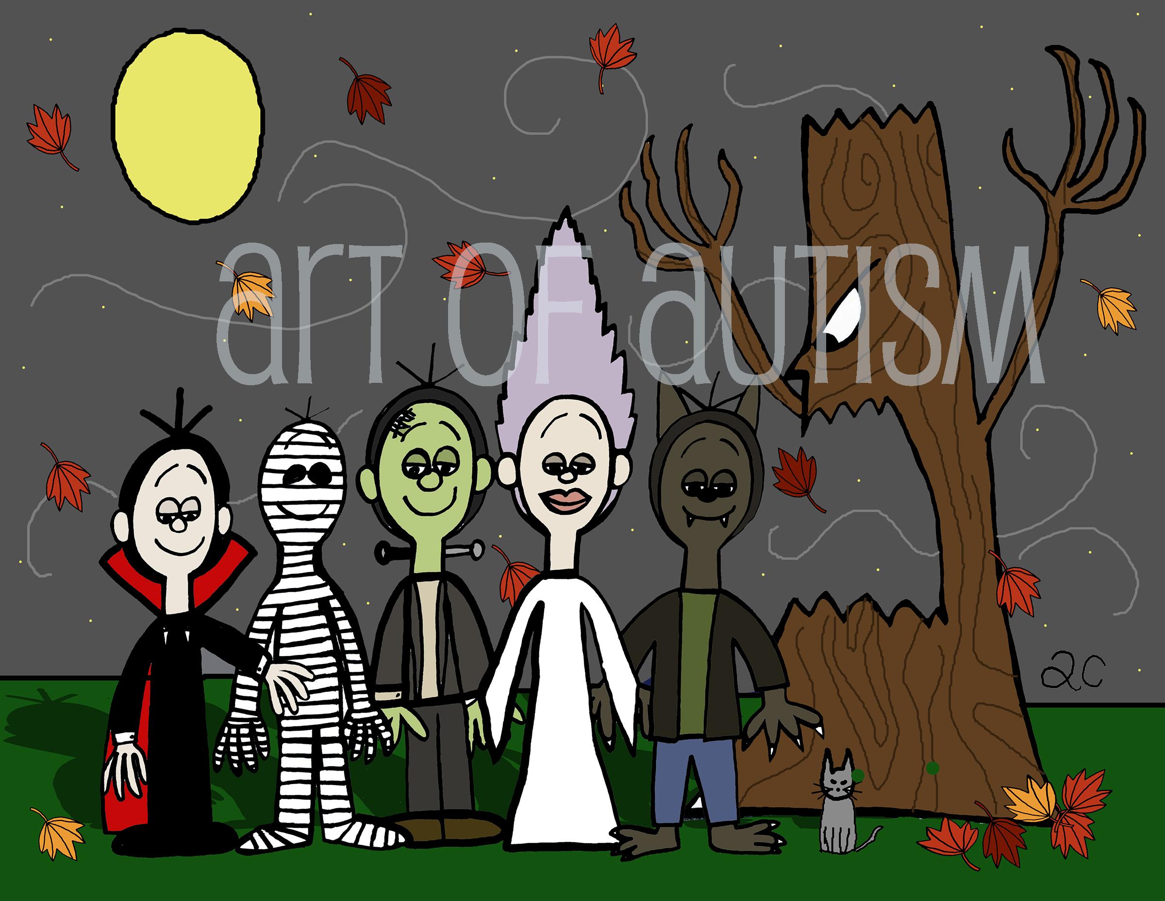 13-021 Spooky