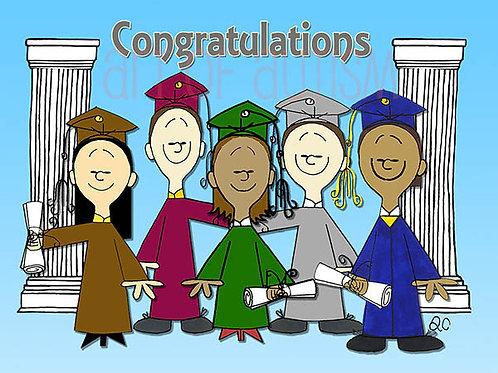 18-012 Graduates