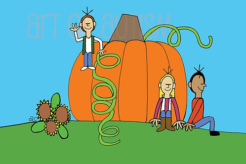 15-024 Big Pumpkin