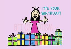 14-006 Birthday Girl