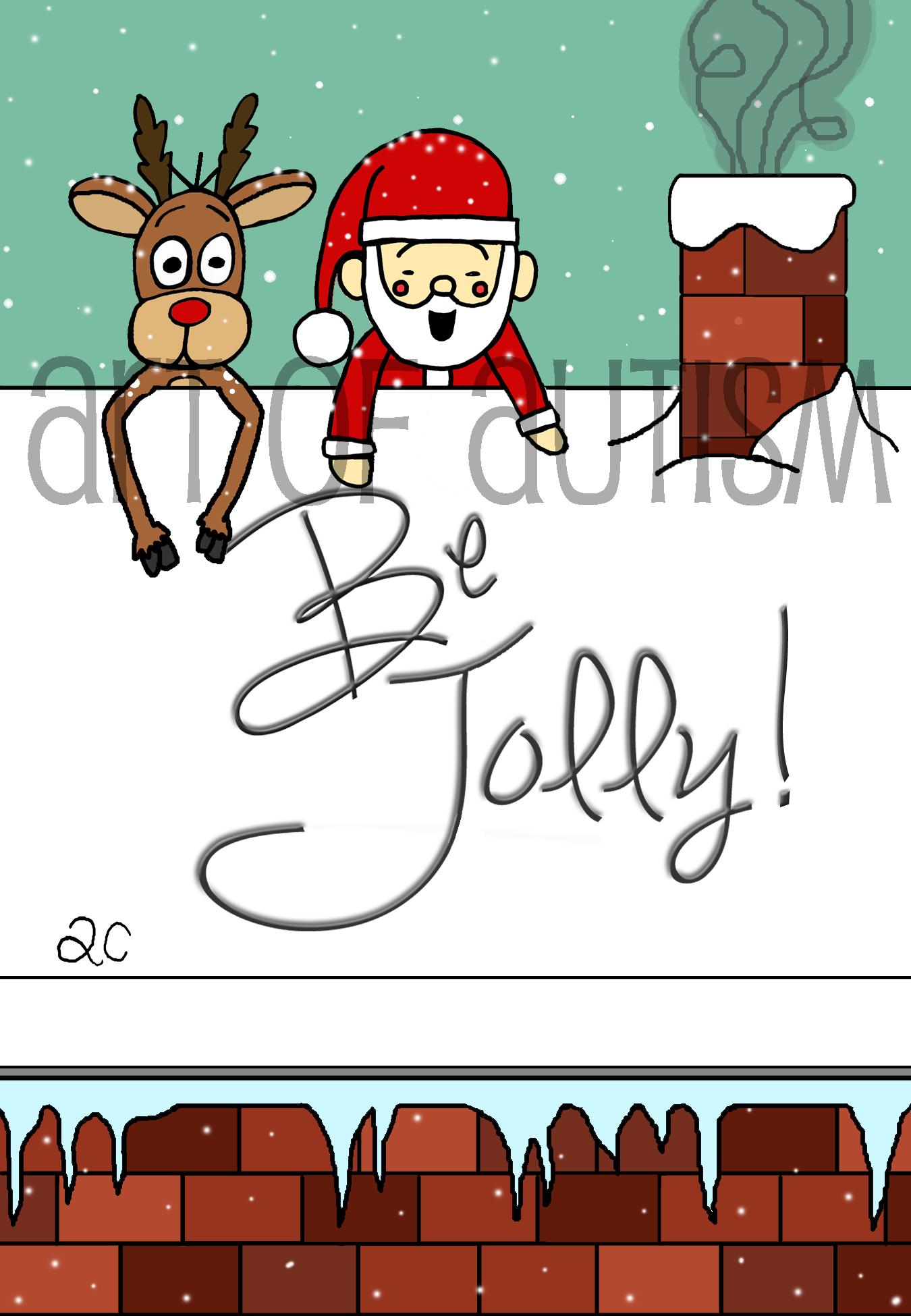 13-027 Be Jolly
