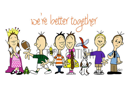 13-016 We're Better Together 2