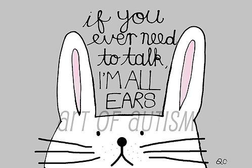 20-013 I'm All Ears