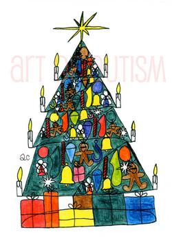 07-013 Christmas Tree