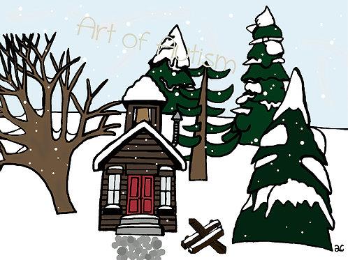 21-018  Winter Peace