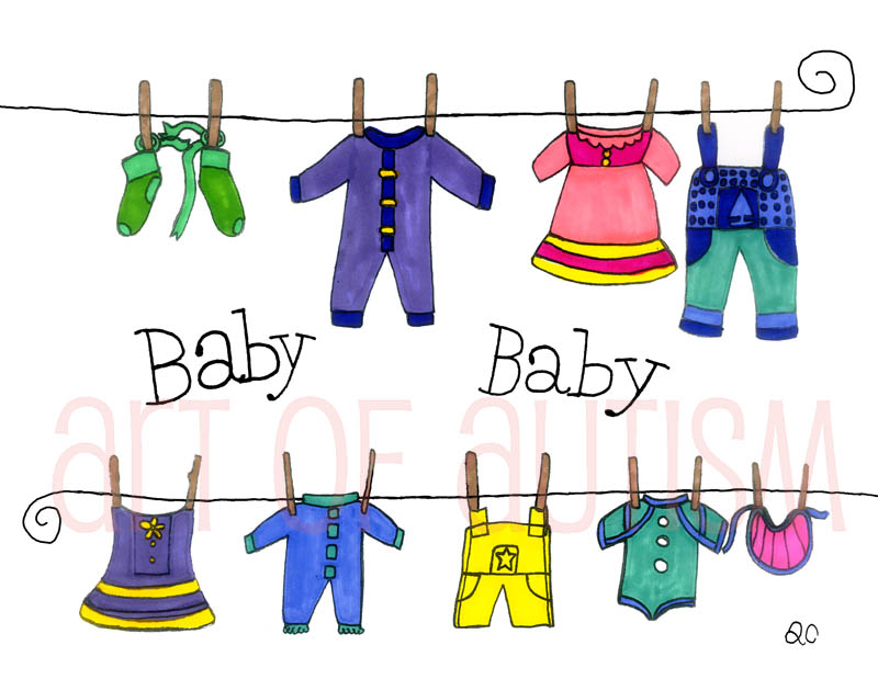 11-012 Baby Clothes