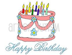 12-015 BirthdayCake