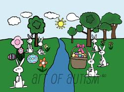 20-012 Easter Morning