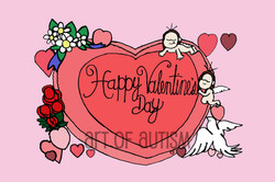 21-001 Valentine Hearts