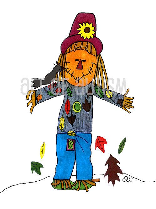 09-020 Scarecrow