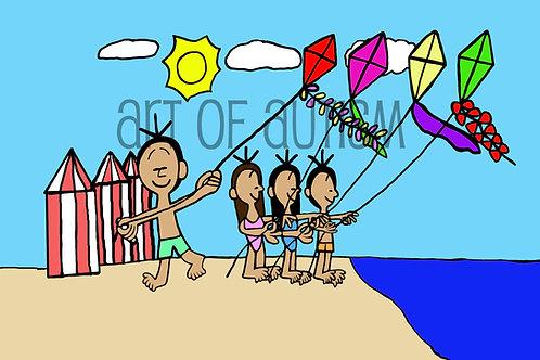 14-008 Beach Outside