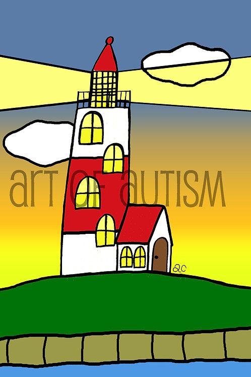 13-007 Lighthouse