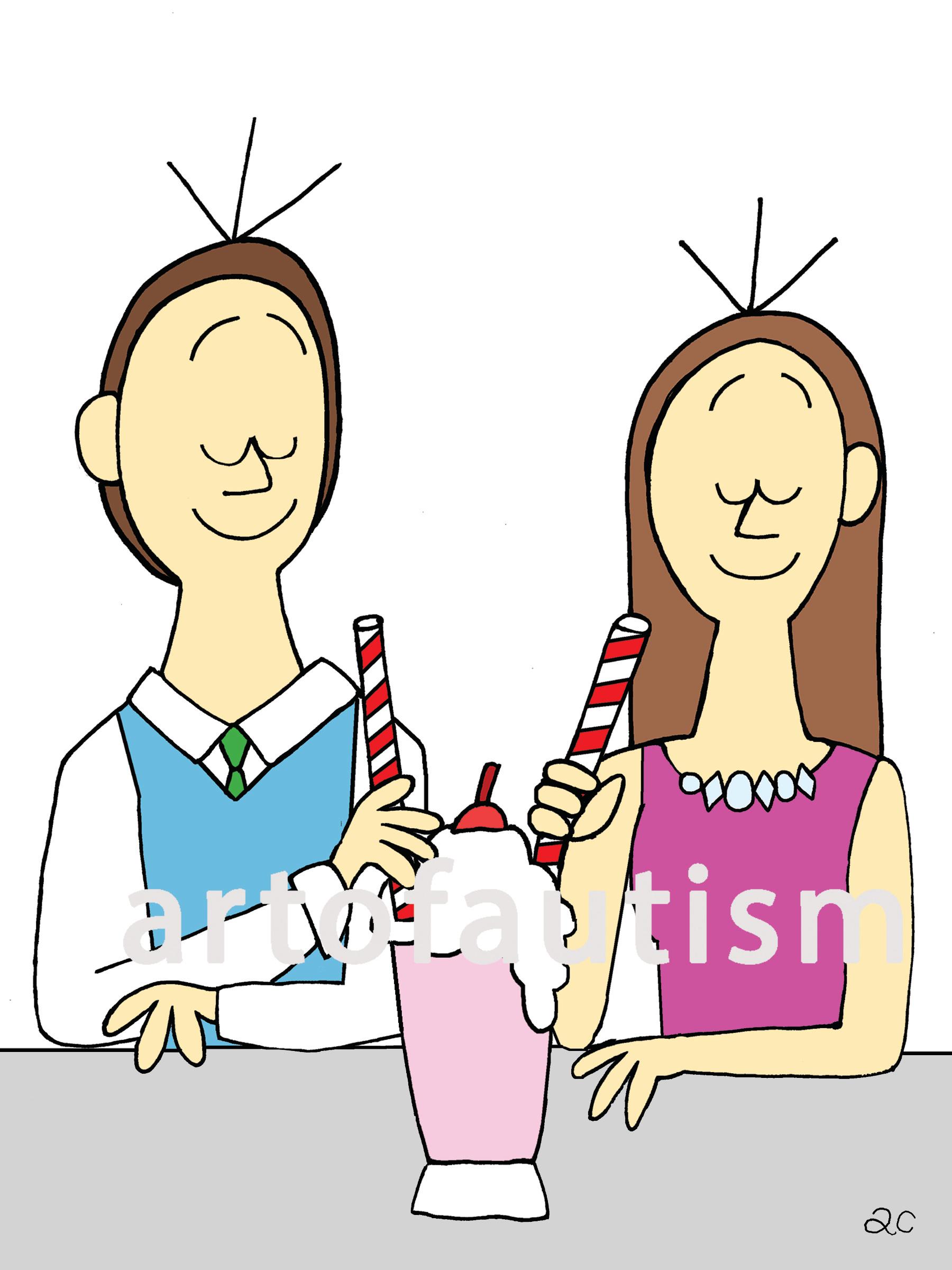 16-002 Boy and Girl Milkshake (1) (1)