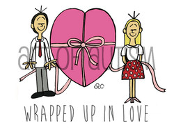 14-003 Wrapped in Love