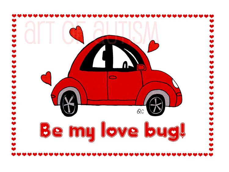 11-002 Love Bug