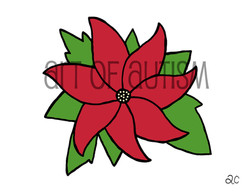 14-017 Poinsettia