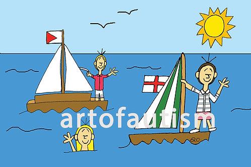 16-010 Summer Sail