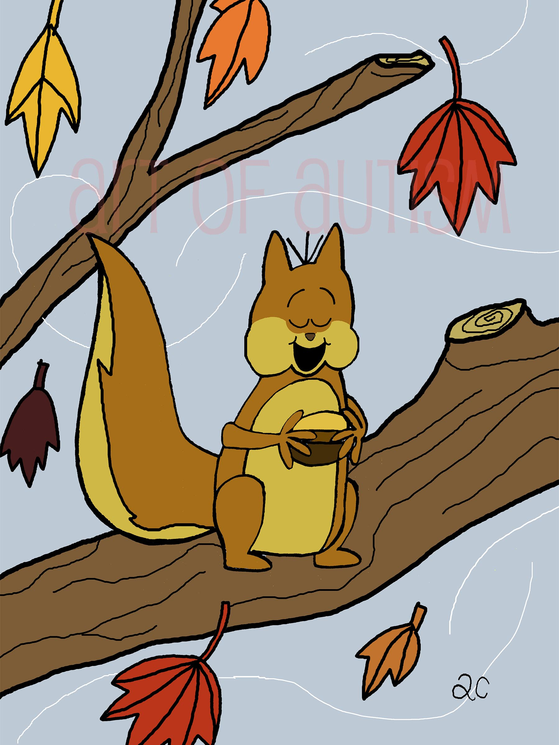 13-025 Squirrell