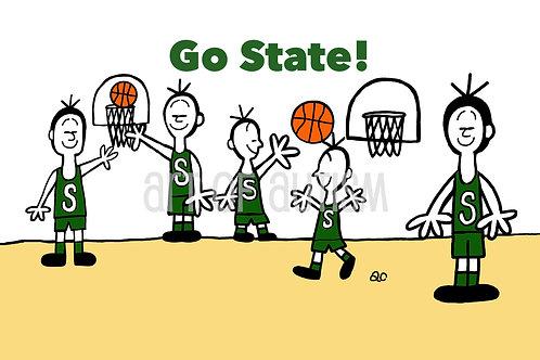 10-017 Go State Basketball