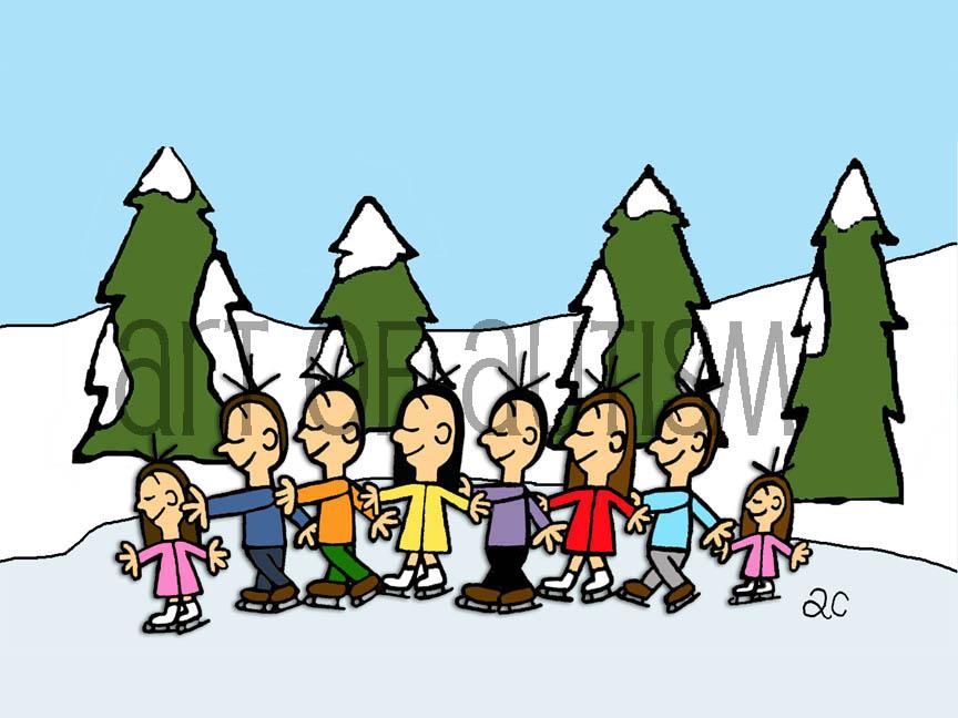 19-012 Winter Skate