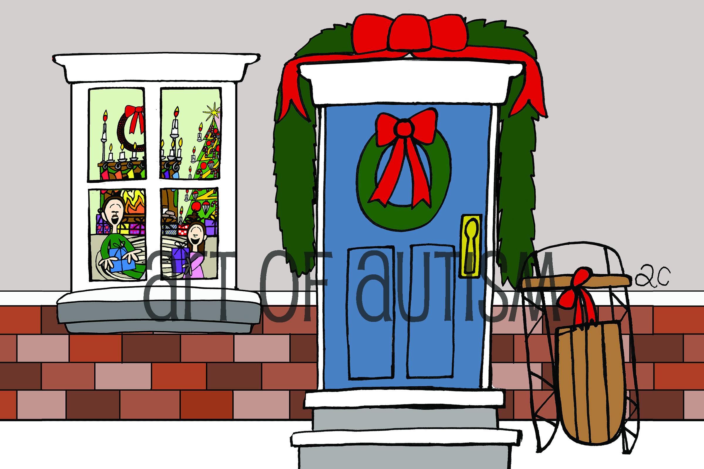 14-018 Holiday Door & Window