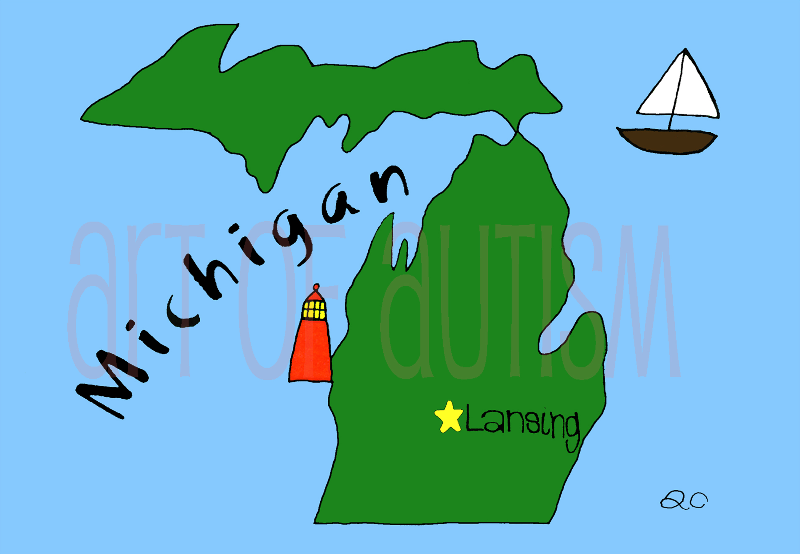 09-013 Michigan