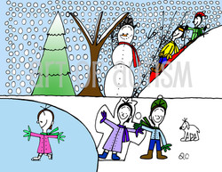 10-032 Winter Fun