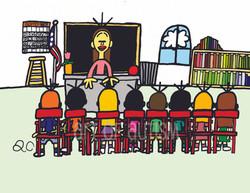 12-023 Classes Teacher