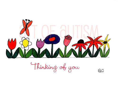 09-014 Summer Flowers