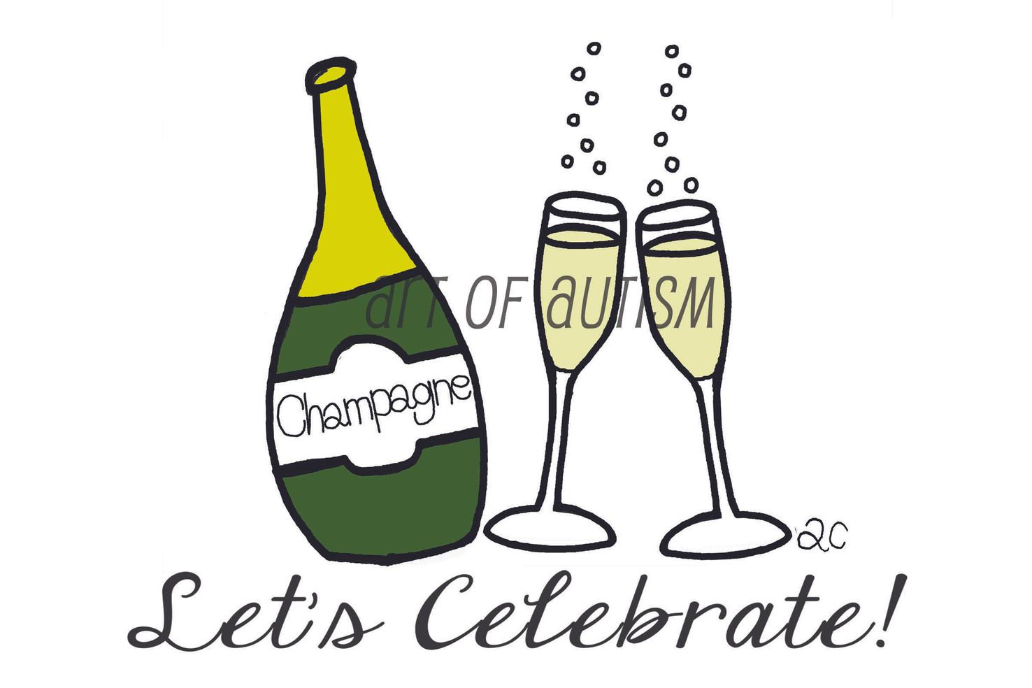 15-017 Let's Celebrate