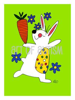 10-012 Rabbit Carrot