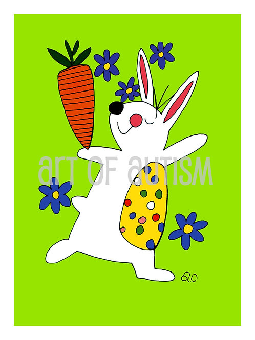 10-012 Rabbit Carrot